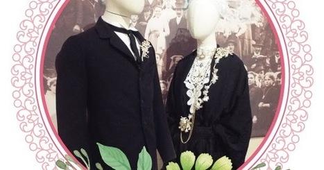 Agnès & Justine: À la mode du Trégor-Goëlo : Les costumes de mariage | Généalogie | Scoop.it