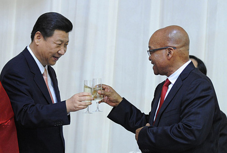China leading the way towards social and economic change in African countries — The International | BRICS engagement with Africa | Scoop.it