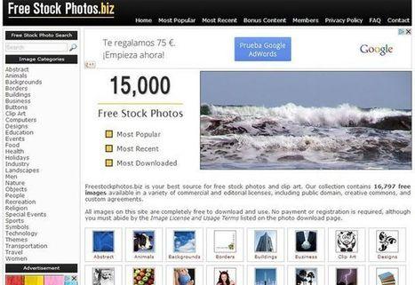 Free Stock Photos, más de 16700 imágenes gratuitas para nuestros proyectos | Noticias, Recursos y Contenidos sobre Aprendizaje | Scoop.it