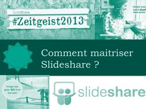 Comment bien maîtriser Slideshare dans votre stratégie de contenu - Propulzr | WIS ( Web Information Specialist) | Scoop.it