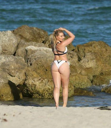 Photos : Iska Lawrence en bikini sexy à Miami   Radio Planète-Eléa   Scoop.it