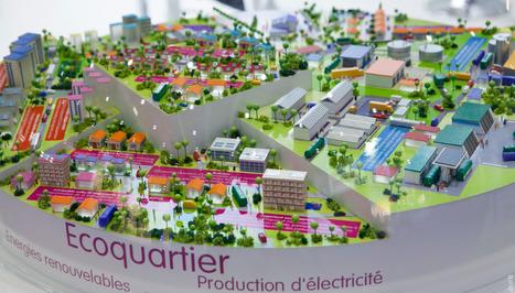 Vers des systèmes urbains circulaires | D'Dline 2020, vecteur du bâtiment durable | Scoop.it
