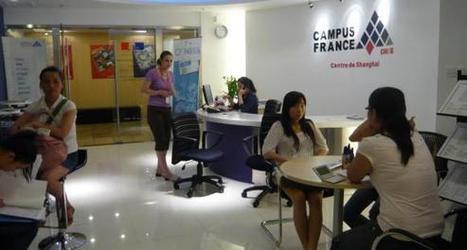 La France veut garder le contact avec ses étudiants étrangers - L'Etudiant Educpros | ESC Rennes, Education Supérieure et Associations d'anciens | Scoop.it