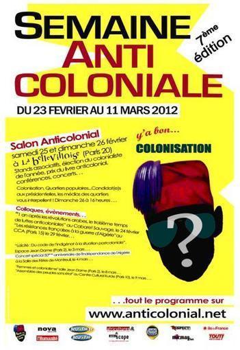 Semaine anti-coloniale 2012 | Actualités Afrique | Scoop.it