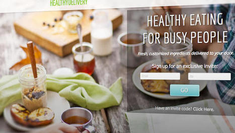No Time To Plan Meals Or Shop For Groceries? PlateJoy Will Put Them On Autopilot | Technology | Scoop.it