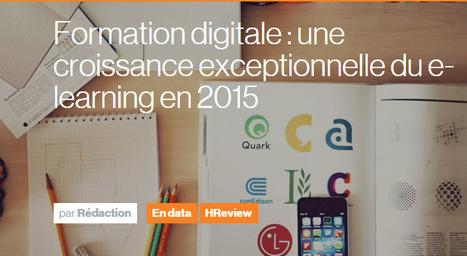 Formation digitale : une croissance exceptionne... | E-pedagogie, apprentissages en numérique | Scoop.it