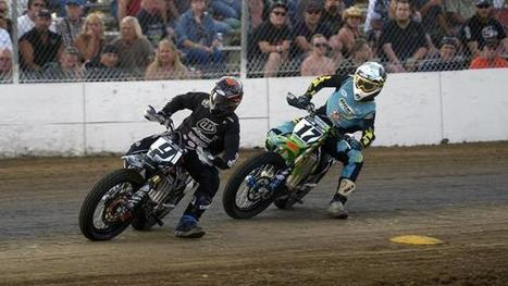 AMA Pro Flat Track: Castle Rock TT Cancelled - Cycle News | California Flat Track Association (CFTA) | Scoop.it
