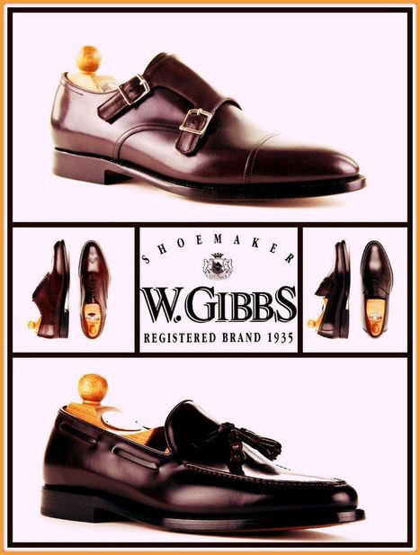 W.Gibbs - Franceschetti: Classic British Shoes Made In Le Marche   Le Marche & Fashion   Scoop.it