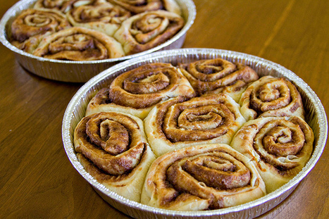 Nutella Cinnamon Rolls | My new found passion: Baking :) | Scoop.it