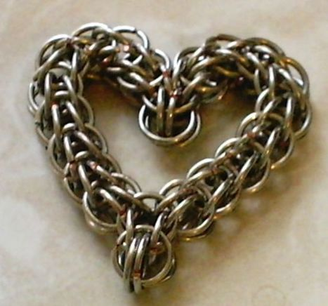 DIY Full Persian Chain Maille Tutorial | DIY Chain Maille Tutorials | Scoop.it