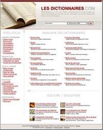 Tous les dictionnaires utiles au même endroit | Le Top des Applications Web et Logiciels Gratuits | Scoop.it