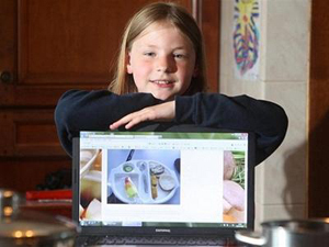 9-Year-Old Who Changed School Lunches Silenced By Politicians   The New Classroom Culture   Scoop.it