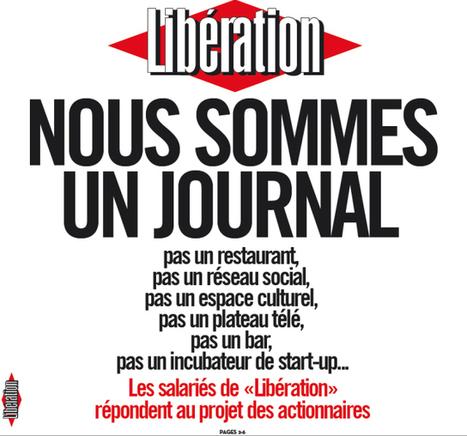 Crise ouverte à Libération | SoAnn | Scoop.it