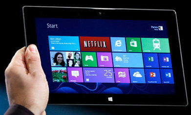 "Windows 8 not exciting US consumers, retail monitor says | L'impresa ""mobile"" 