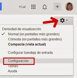 TIC: Desactivar envíos de correos a nuestro gmail de usuarios de Google + | <<TECNOLOGÍAS DE LA INFORMACIÓN Y LA COMUNICACIÓN ( TIC) >> | Scoop.it