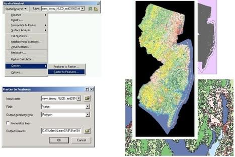 Apostila: Geodatabases e ArcGIS Spatial Analyst | Anderson Medeiros | ArcGIS-Brasil | Scoop.it