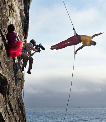 Watch BANDALOOP Dancers Soar and Swoop on Marin Cliffs   Music, Theatre, and Dance   Scoop.it
