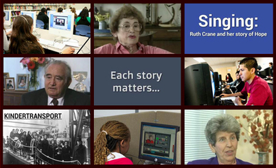 IWitness: Video testimonies from Holocaust survivors and witnesses | technologies | Scoop.it