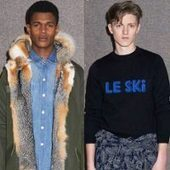 Kanye West Debuts A.P.C. Fashion Line—See the Pics! | HOT NEW TRENDS OF 2014 - Art & Design Media | Scoop.it