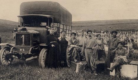 Jeudi 15 octobre : conférence sur « Le rapatriement des corps à l'issue de la Première Guerre mondiale » - [Archives départementales de Loire-Atlantique] | Histoire 2 guerres | Scoop.it