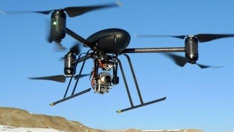 Los drones hacen de todo revisa la lista de las tareas de los robots voladores   noticias de tecnologia   Scoop.it