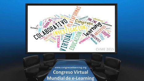 Congreso Virtual Mundial de e-Learning 2015 | Congreso Virtual Mundial de e-Learning | Scoop.it