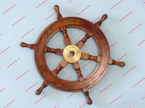 Wooden Wheel | Wooden Home Decoration | Scoop.it