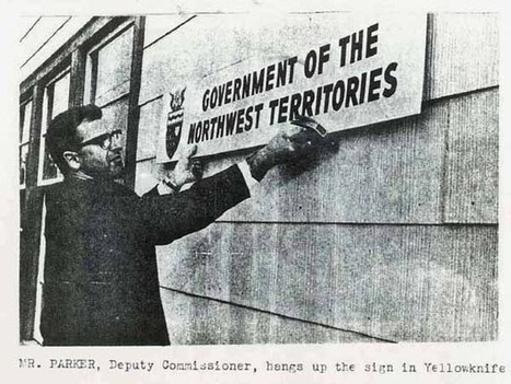Government of the Northwest Territories moved from Ottawa to Yellowknife Event Date: Monday, September 18, 1967   NWT News   Scoop.it