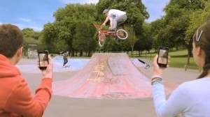 Pub Samsung Galaxy SII : Stage – Talent is everywhere | Actualité web 2.0 : buzz et geekerie | Scoop.it