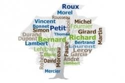 Savigny-sur-Orge : Les noms de famille par Jean-Louis Beaucarnot   Rhit Genealogie   Scoop.it