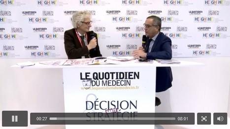 Entretien avec Laurent Chambaud, Directeur de l'EHESP | La revue du web de l'EHESP | Scoop.it