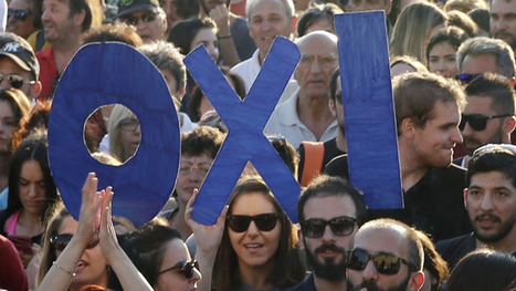 Anti-austerity protestors plan 'Oxi to Osborne' protests, oppose Tory budget | THE  SPOT | Scoop.it