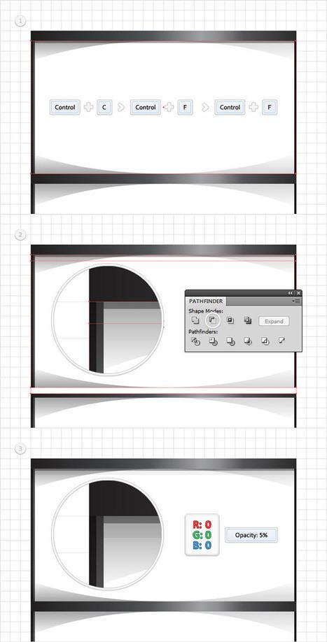 Adobe Illustrator Tutorial: Create a Semi-Realistic Oil Barrel | Photoshop Tutorials | Scoop.it