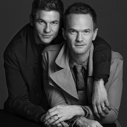 Neil Patrick Harris and husband star in first joint ad campaign | LGBT News | Scoop.it