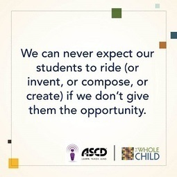 Learning to Ride: Supporting Rigor for All Students | Cool School Ideas | Scoop.it