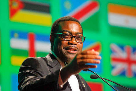 African Development Bank Head To Focus on Power, Equality and Inclusion - Wall Street Journal (blog)   Inclusive Business and Impact Investing   Scoop.it