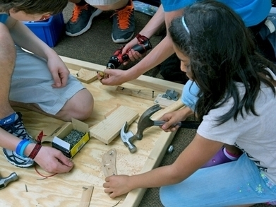 Building the #Makerspace of Your Students' Dreams - Edutopia #makered | AC Library News | Scoop.it