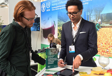 IAEA Promotes the Role of Nuclear Technologies in Sustainable Development at European Development Days   GarryRogers Biosphere News   Scoop.it