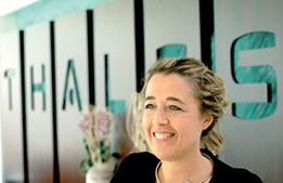 « J'ai choisi l'option métier d'avenir : l'informatique » Géraldine Nicollin (EPITA promo 1991), directrice d'ingénierie chez Thales | Numérique, communication, documentation, marketing, publicité, informatique, télécoms | Scoop.it