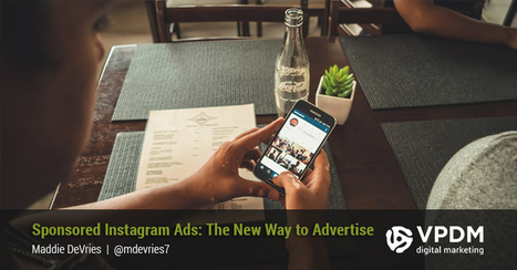 Sponsored Instagram Ads for Business Now in Canada | Content Marketing | Scoop.it