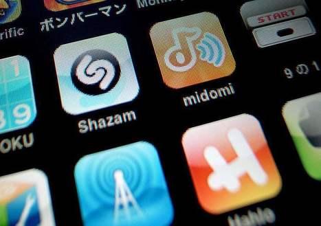 Shazam, la poule aux oeufs d'or de l'industrie musicale   Radio d'entreprise   Scoop.it