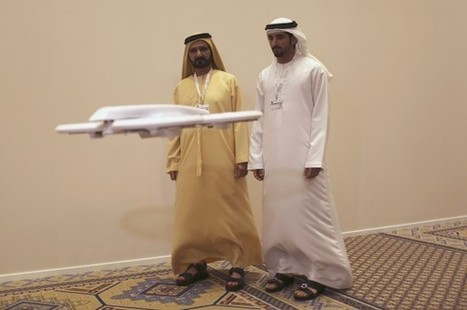 UAE To Use UAS For Government Services | IncreasingHumanPotential.org | Rise of the Drones | Scoop.it