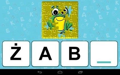 Alfabet dla dzieci, polski - Applications Android sur GooglePlay | E-learning dla dzieci | Scoop.it