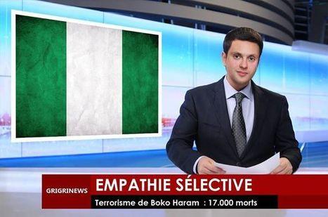 Empathie sélective et terrorisme: au Nigeria c'est dix sept mille personnes tuées | Actualités Afrique | Scoop.it