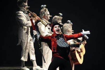 La mise en vente du Cirque du Soleil émeut le Québec   Culture et dépendance   Scoop.it