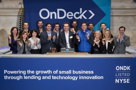 OnDeck Capital Has a Successful IPO | P2P and Social Lending: Global Trends | Scoop.it