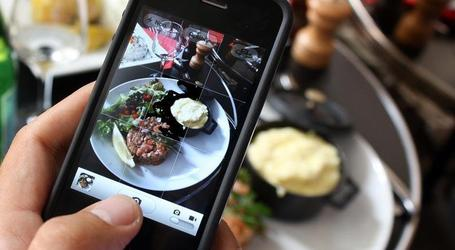 Instagram: l'era mobile della food experience | Food Communication & Marketing | Scoop.it