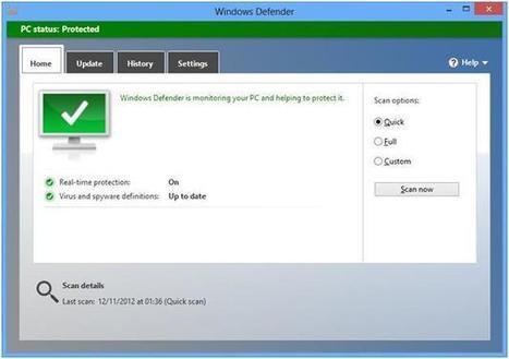 Free Anti Virus for Your Windows 8 | Windows 8 free Anti virus | Scoop.it