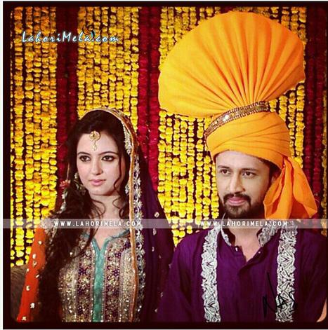 Atif Aslam Wedding Mehndi Pictures, Video & Images | Dramas Online | Scoop.it