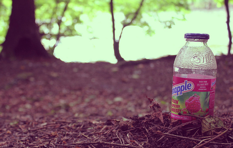 Dr Pepper Snapple cuts PET use by 60.7 million pounds | Green & Healthy Schools Wisconsin | Scoop.it